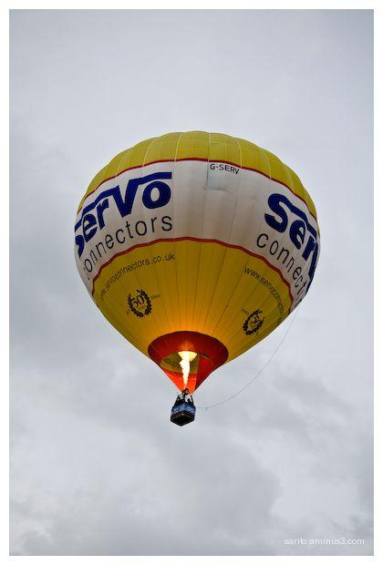 Balloons Over Basingstoke - 8