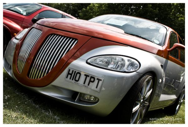 Modern Car...