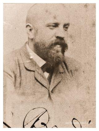 Antoni Gaudi...