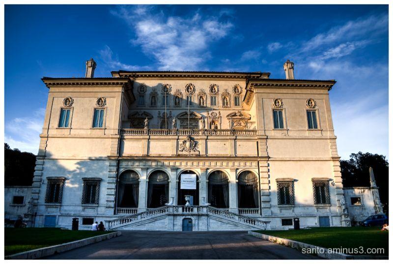 Galleria Borghese..