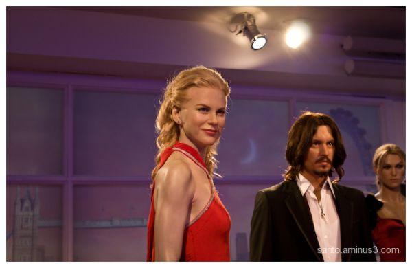 Nicole Kidman,Johnny Depp...