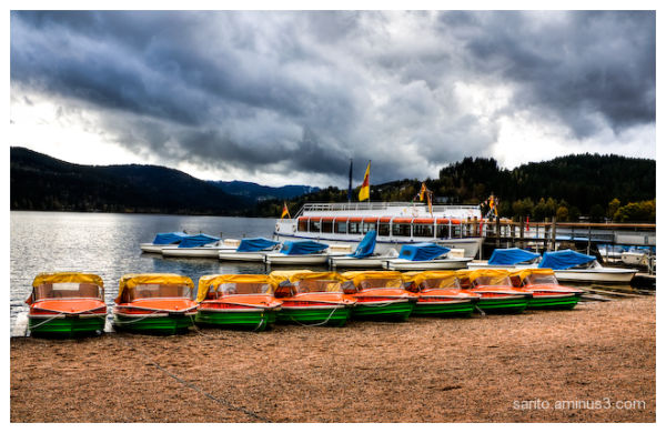 Lake Titisee (1)