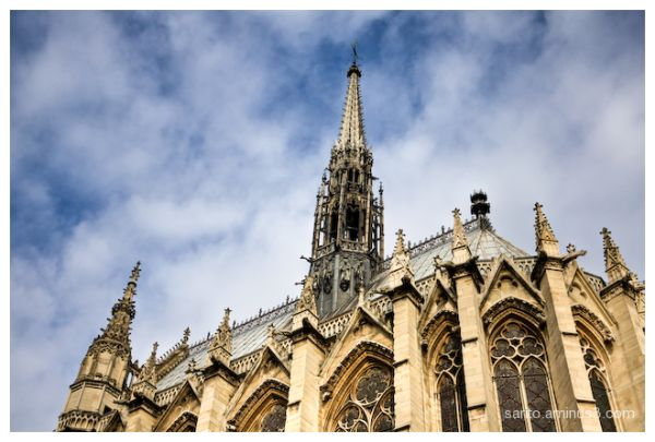 Sainte Chapelle...