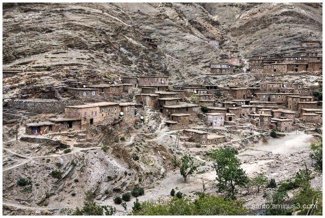 A small village...