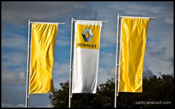 Renault...
