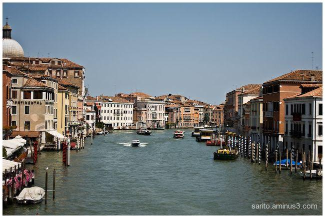 Venice...