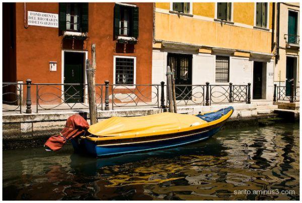 Boat..