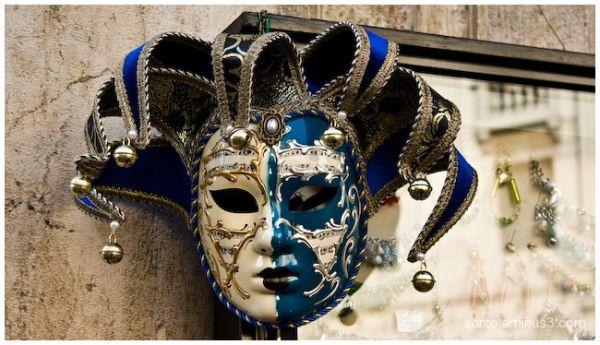 Carnival Mask...