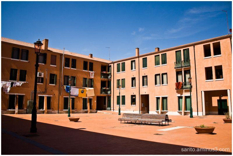 Apartments...