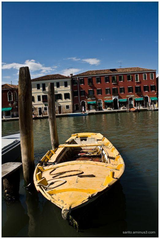 Yellow Boat...