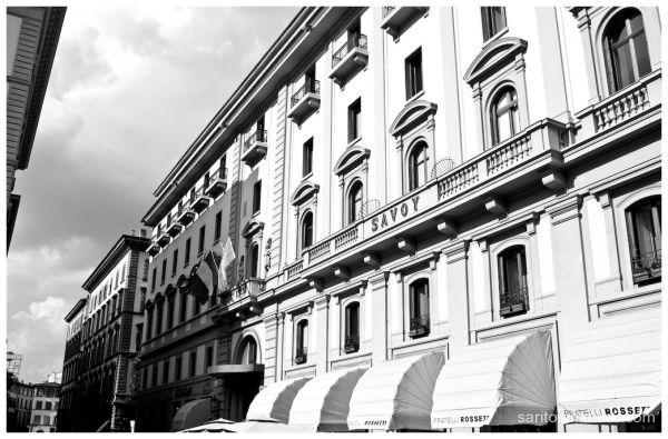 Hotel Savoy..