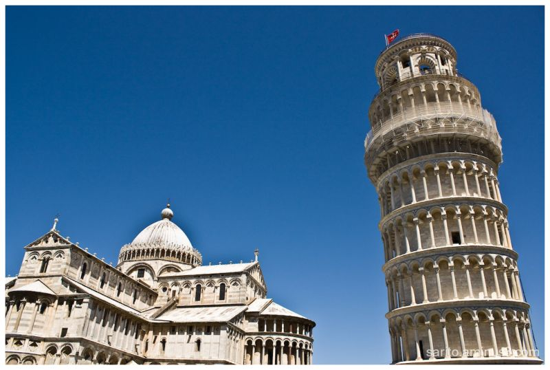 Leaning Tower of Pisa - 2