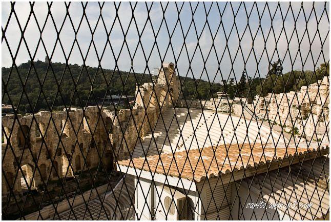 Odeon of Herodes Atticus ~ Ἡρῴδης ὁ Ἀττικός