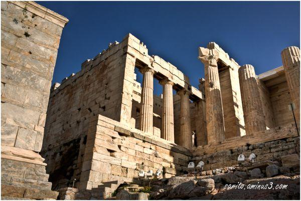 Propylaea ~ Προπύλαια