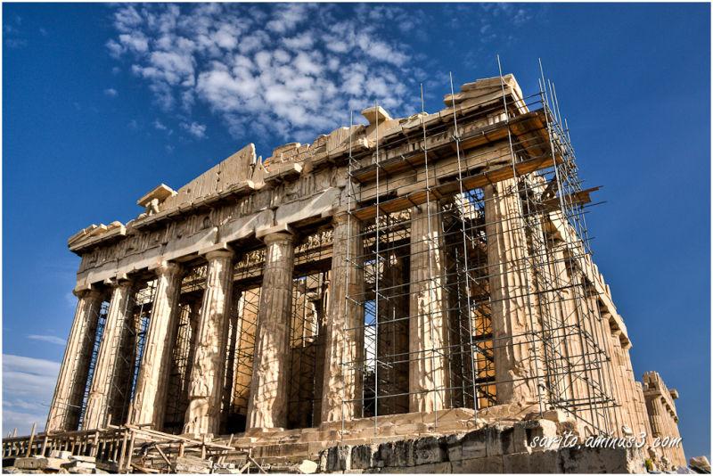 Parthenon ~ Παρθενών