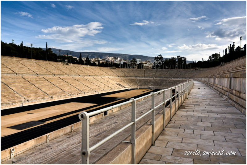 Panathenaic Stadium - 1