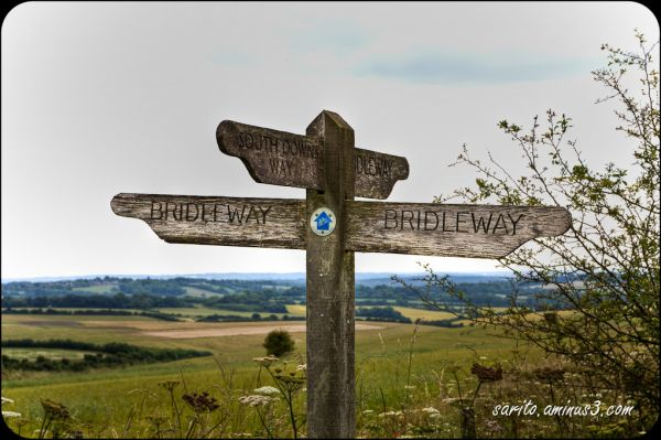 Bridle way