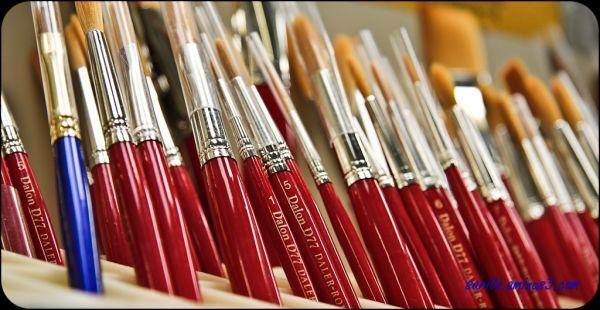 Brush...