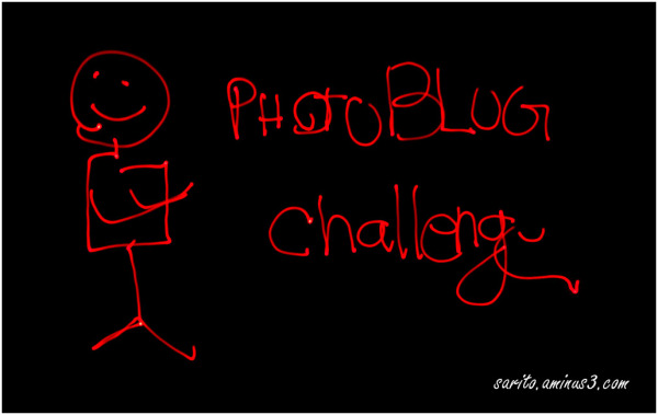 Photoblog Challenge!