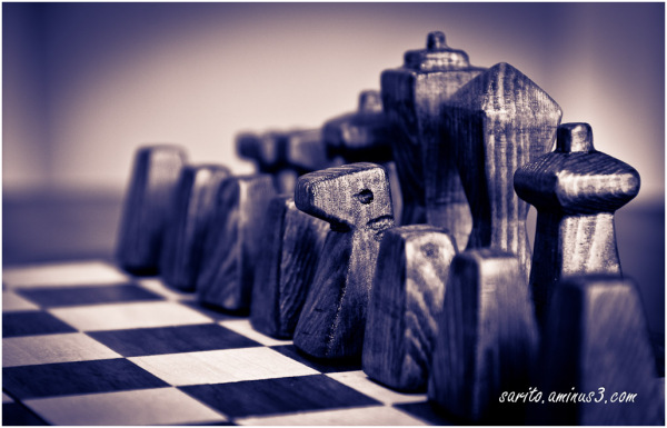 Chess - 3: The other side