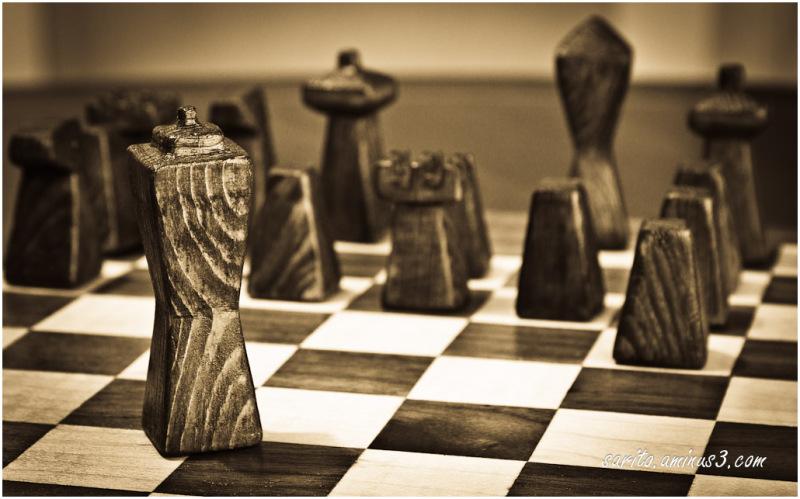Chess - 5: King's Speech