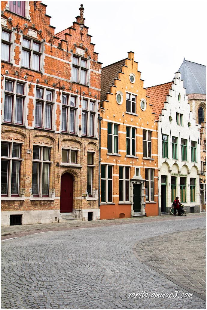 Flemish Architecture.