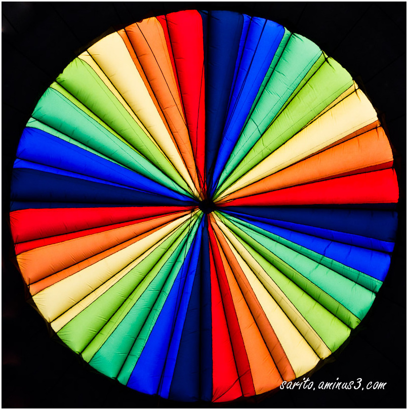 Colour wheel...