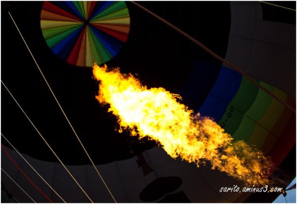 Fire power...