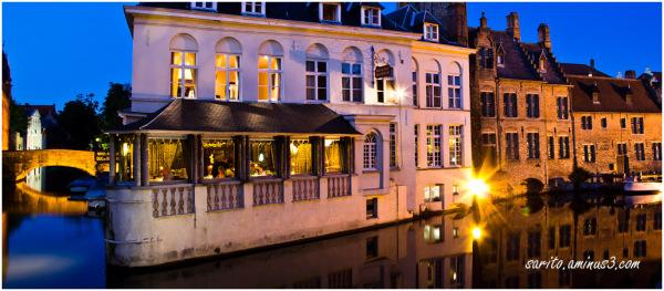Bruges @ Night - 1