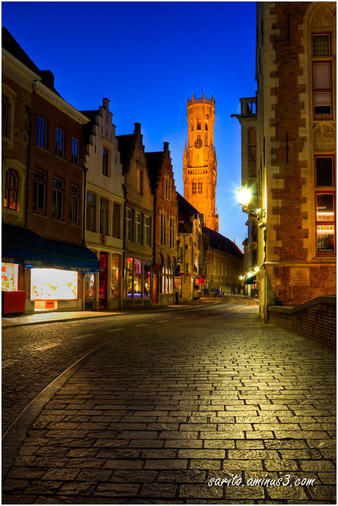 Bruges @ Night - 3