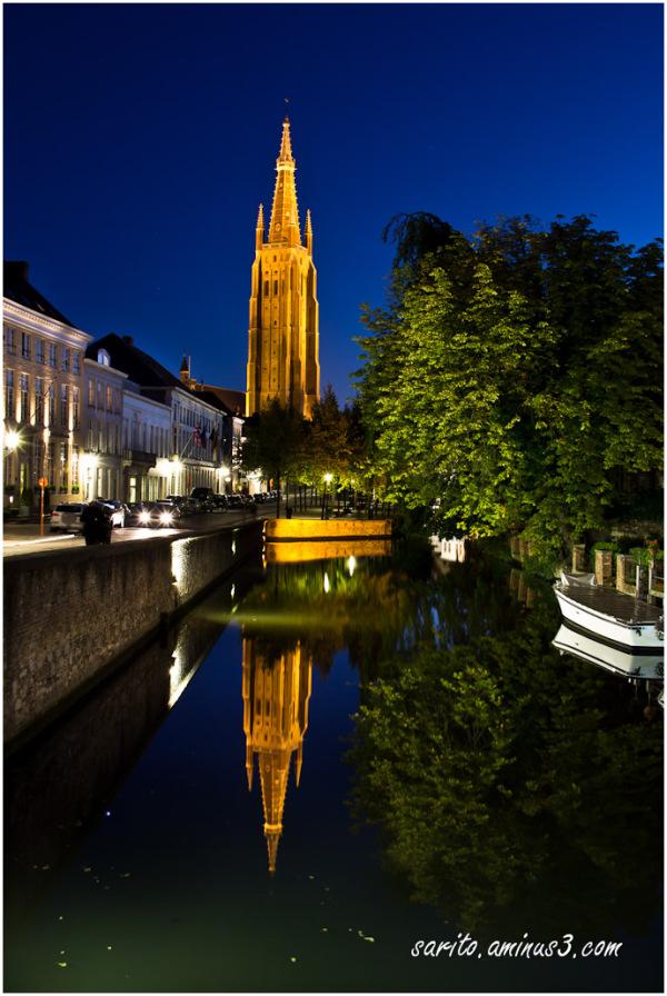 Bruges @ Night - 4