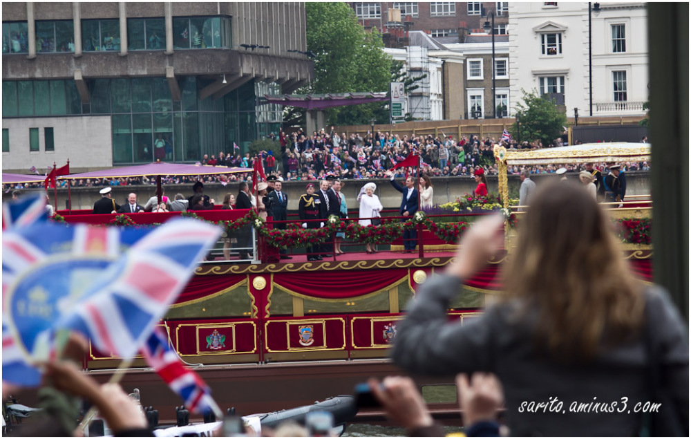 Diamond Jubilee - Her Majesty the Queen