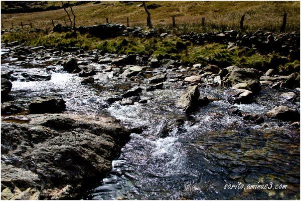 River running free