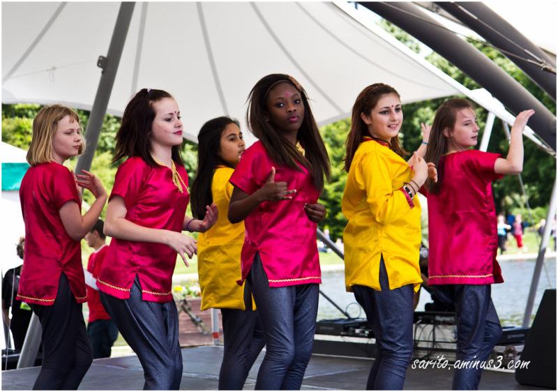 Group Dance....