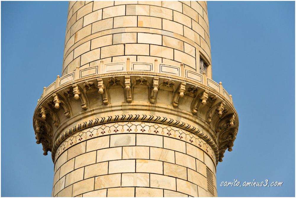Minaret - Closer Look