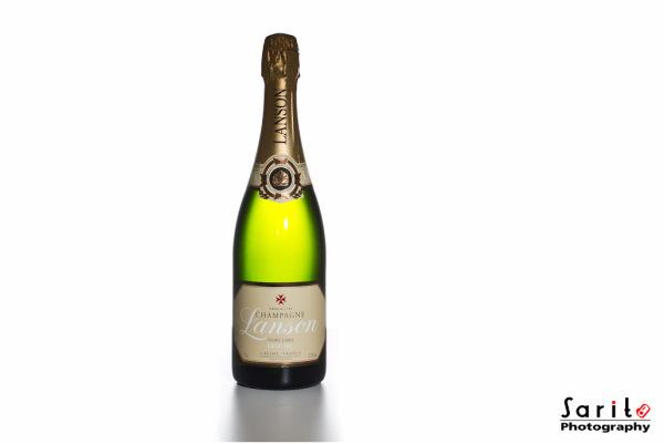 Champagne...
