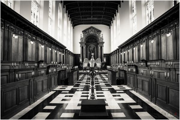 Chapel...