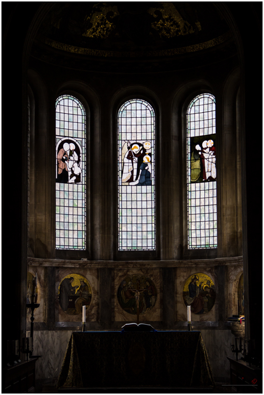 Gonville and Caius college chapel