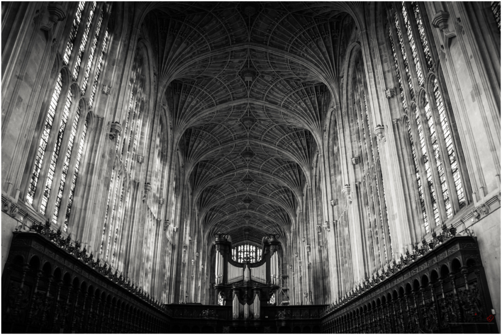 king's college chapel -  1