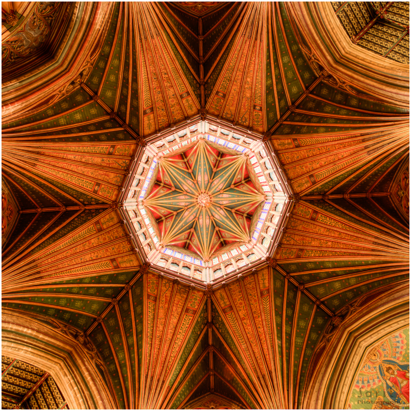 Ely Cathedral - Octagon