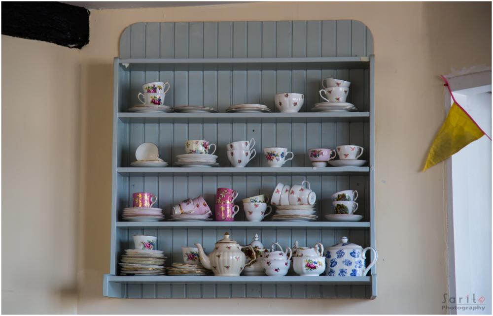 Tea Shop...