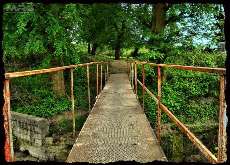 """""""The Old Bridge"""" [143]"""