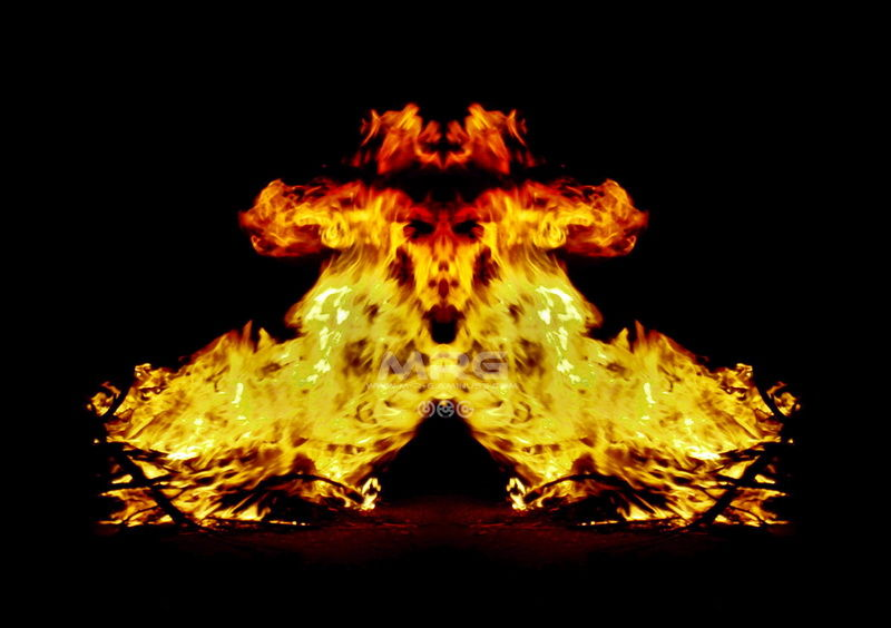 """"""" The Flames """""""