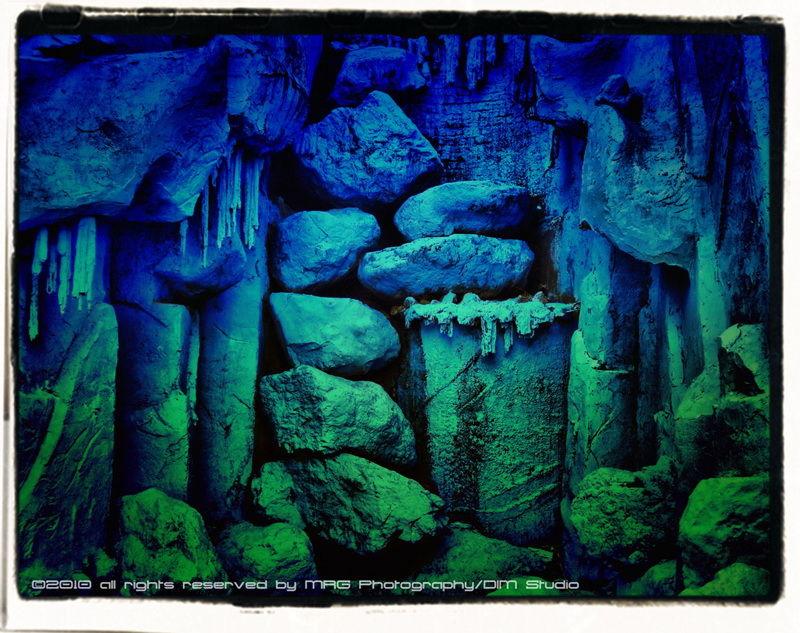 """ ...Rocks of my dream... """