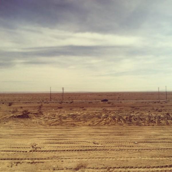 semnan desert