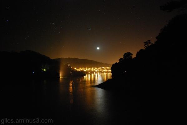 Dartmouth moonlight