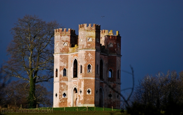 The Belvedere Tower (Powderham Castle Folly)