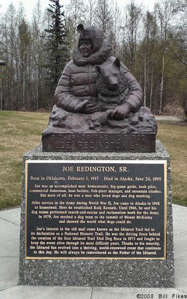 Joe Redington