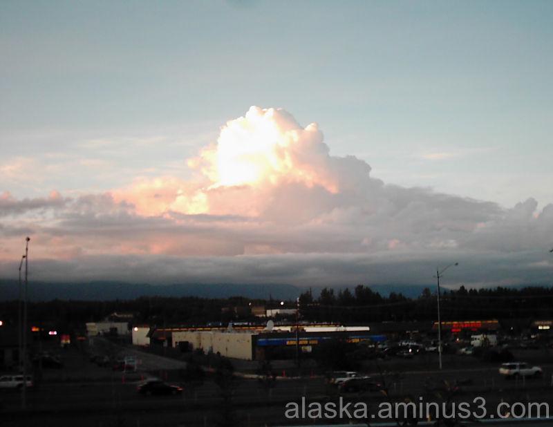 Alaska cloud