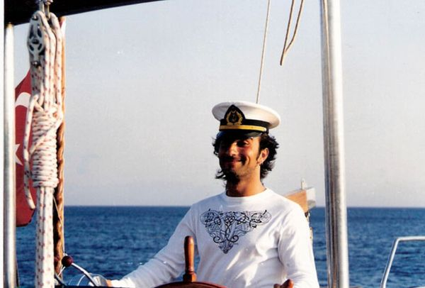 Captain Tarkan